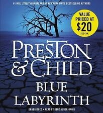Blue Labyrinth by Douglas Preston and Lincoln Child (2015, CD, Unabridged)