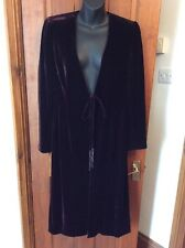 Gorgeous Jasper CONRAN SIlk Blend Velvet Mulberry Mother Of The Bride 12 Outfit