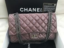 Chanel Bronze 2.55 Reissue Quilted Classic 226 Flap Bag