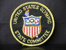Olympic Patch   United States Olympic State Committee