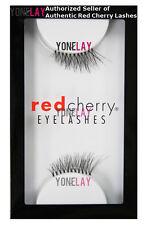 Lot 10 Pairs GENUINE RED CHERRY DS03 Jane Accent False Eyelashes Half Lashes
