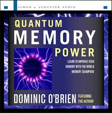 New 6 CD Quantum Memory Power ( Nightingale Conant)