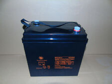 Deep Cycle 240amp 6V New GEL Battery  3yr warranty New Stock Free Freight