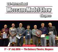 Meccano DVD - 35th International Meccano Model Show (SkegEx 2016)