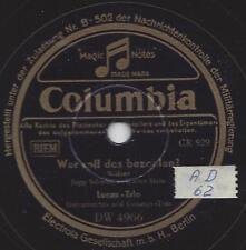 Lucas-Trio singt Jupp Schmitz : Wer soll das bezahlen ? + Aber mein Hans- Der k