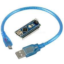 Arduino compatible Nano V3.0 ATmega328 Mini USB Microcontroller Board Cable OT8G