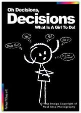 Quandary Card - Chalks Range – Decisions  - CK023