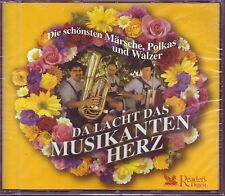 Da lacht das Musikantenherz Reader's Digest 5 CD Box