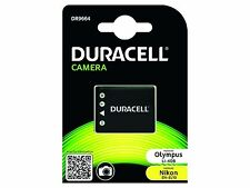 Duracell DR9664 Digital Camera Battery Replaces Nikon EN-EL10 & Olympus LI-40B