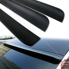 Unpainted 2007-2013 For Rear Roof Lip Spoiler Wing Audi TT 8J 2DR Coupe PUF