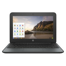 "HP 11.6"" Chromebook 11 G4 EE 2GB 16GB Intel Celeron N2840 Dual-Core V2W29UT"