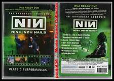 "NINE INCH NAILS ""The Broadcast Archives"" (DVD) 2005 NEUF"