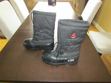 Snowmobile men boots angora made in Canada thermo acton size 6