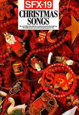 EASY CHRISTMAS SONGS & CAROLS - Keyboard Sheet Music Book EZ SFX E-Z Play Today
