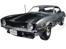 BRIGGS & STRATTON 1969 CHEVROLET CAMARO Z/28 GRAY/BLACK 1/25 FIRST GEAR 49-0339
