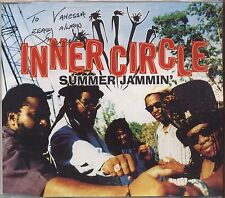 INNER CIRCLE - Summer jammin' - CDs SINGLE 1994 4 TRACKS NEAR MINT CONDITION