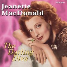 The Darling Diva by Jeanette MacDonald (CD, Sep-2002, Collectors' Choice Music)