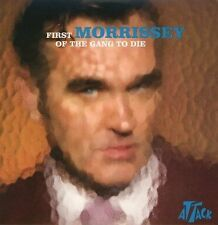 NEW - First of the Gang to Die by Morrissey