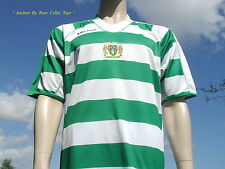 Rare Retro BNWT Yeovil Town FC Home Unsponsored 2007-2009 Player Issue Shirt XL