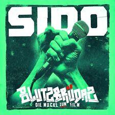 SIDO - BLUTZBRÜDAZ - DIE MUKKE ZUM FILM      - CD NEU