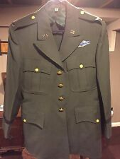 Korea and Vietnam War era US United States Army Lieutenant Officer Uniform