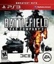 Battlefield: Bad Company 2 Greatest Hits COMPLETE (Sony Playstation 3) PS PS3