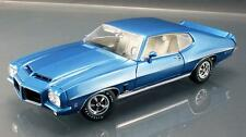 ACME 1972 Pontiac LeMans in Lucern Blue Diecast Car 1:18 A1801204 NEW RELEASE!!