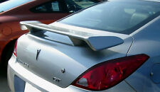 Fits 05-08 Pontiac G6 2dr Custom Style Spoiler Wing Primer Un-painted