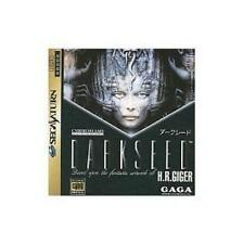 USED Darkseed [Japan Import] Sega Saturn Free Shipping!