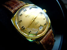 HISLON Automatic excellent TOP RARE RAR VINTAGE Classic Swiss Men 's Watch