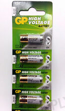 4 Pcs GP23A 12V Alkaline Batteries GP 23AE 21/23 A23 23A MN21 23GA Exp. 2018