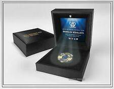 NORTH MELBOURNE AFL BROWNLOW MEDAL REPLICA MEDAL IN BOX OFFICIAL AFL PRODUCT