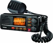UNIDEN UM380 FIXED MOUNT VHF/2-WAY MARINE RADIO (BLACK)