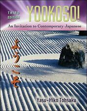 Yookoso! Invitation to Contemporary Japanese Student Edition with Online Learnin
