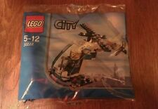 """LEGO CITY Set No.30222 - """"Police Helicopter"""" - BRAND NEW FACTORY SEALED POLYBAG"""