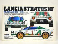 DOYUSHA 1/12 Lancia Stratos HF Monte Carlo type Plastic Kit