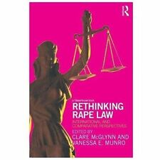 Rethinking Rape Law by Clare McGlynn and Vanessa Munro (2011, Paperback)