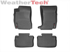 WeatherTech® FloorLiner - Cadillac CTS/CTS-V w/AWD - 2008-2013 - Black