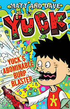 Yuck's Abominable Burp Blaster And Yuck's Remote Control Revenge  (Yuck Series),