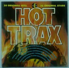 RAM JAM/URIAH HEEP/SKYHOOKS/T.M.G./DRAGON/FINCH Hot Trax OZ K-Tel NM
