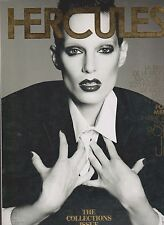 HERCULES Magazine No 7 -The Collections Issue, In English/Spanish,Men's Fashion