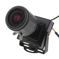 2.8-12mm Manual Lens HD 700TVL 1/3 CMOS Security Audio Video Color CCTV Camera