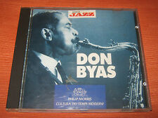 "Don Byas CD "" PHILIP MORRIS """