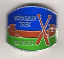 Voyageur Trek Boy Scouting Hiking Stick Medallion, Mint in Pkg!