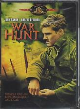 WAR HUNT Robert Redford John Saxon Korean War Fearless Warrior  NEW DVD