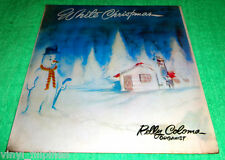 PHILIPPINES:RELLY COLOMA - ORGANIST - White Christmas,LP,ALBUM,RARE,OPM,