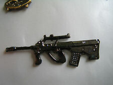 """Steyr Assault Rifle"" Replica Pin Currently in use by Australian Military"