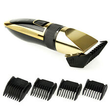 COMPLETE MAINS CORDLESS HAIR CLIPPER SET BEARD TRIMMER HAIRCUTTING MACHINE KIT