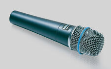 Shure BETA 57A Supercardioid Vocal and Instrument Microphone
