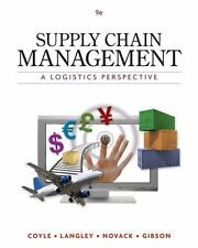 Managing Supply Chains : A Logistics Approach 9th Int'l Edition